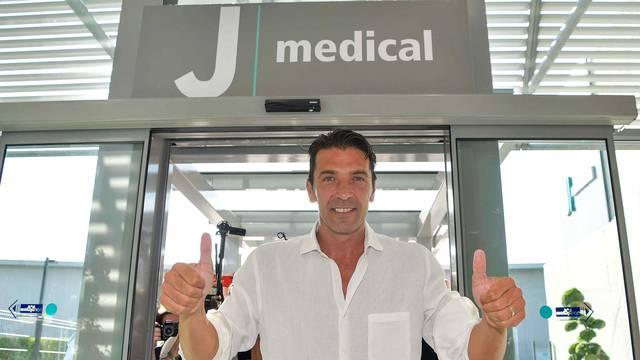 Buffon na liječničkom u Torinu! Počinje jedno novo poglavlje...