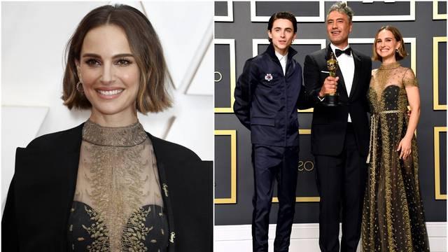 Ima poruku: Slovima na kaputu ispisala svoje dobitnike Oscara