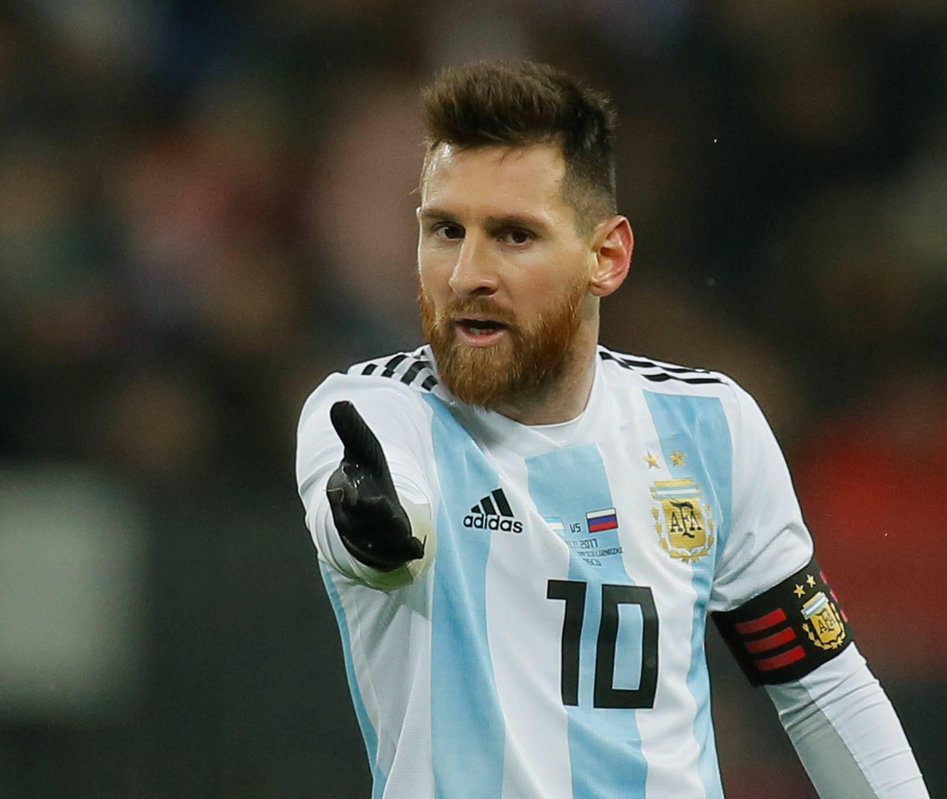 International Friendly - Russia vs Argentina