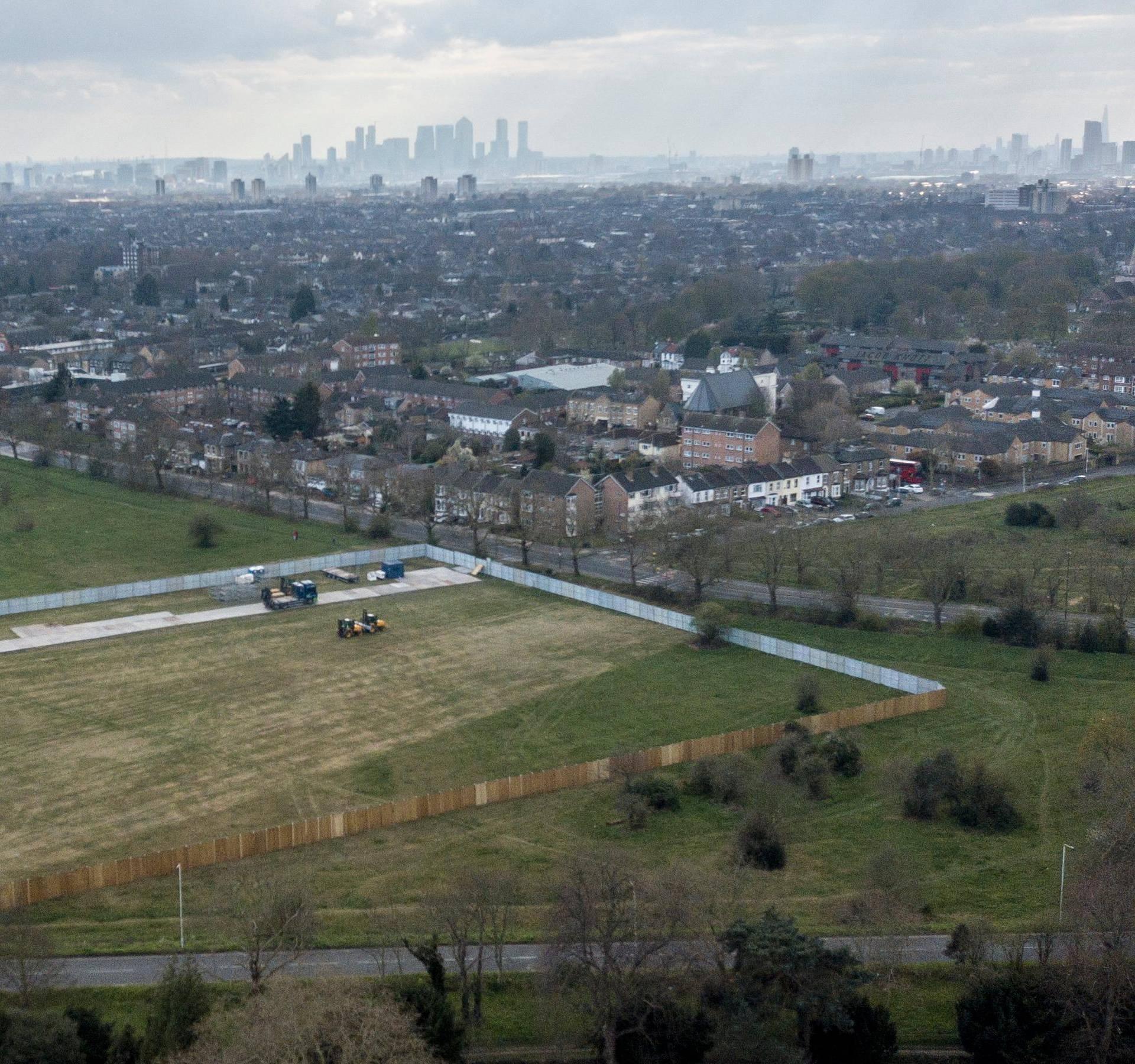 U Londonu grade mrtvačnicu veličine dva nogometna terena