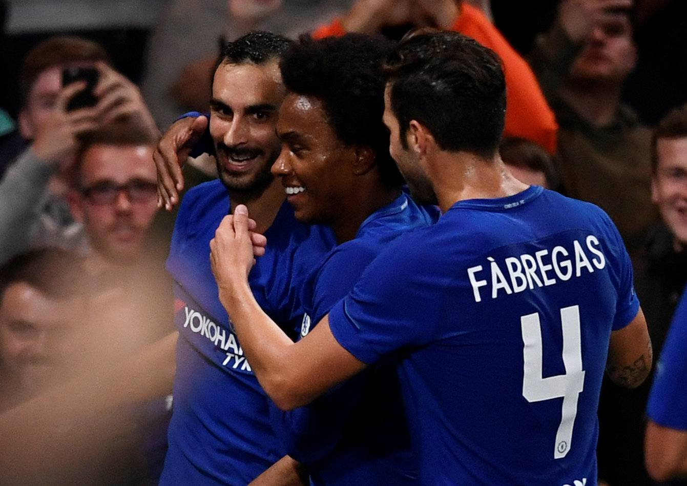 Champions League - Chelsea vs Qarabag FK