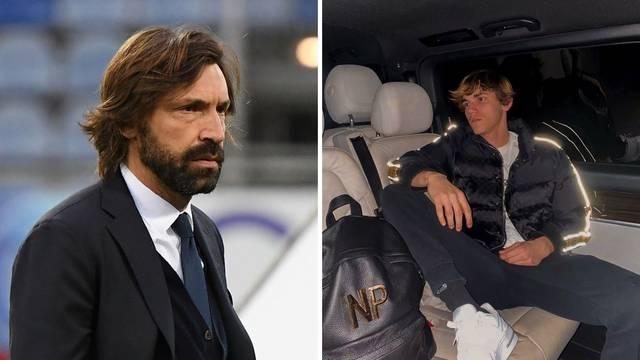 Bolesno: Pirlovom sinu zbog lošeg Juventusa prijete smrću