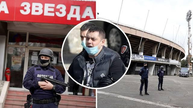 Zatekli su 15 ljudi i hrpu oružja: Tajni bunker stadiona Partizana