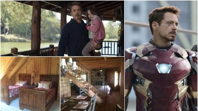 Odsad možete iznajmiti 'Iron Manovu' kolibu za 5.200 kuna