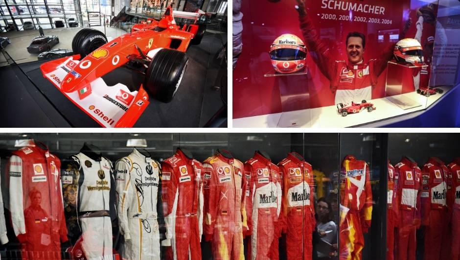 Proslava  Schumacheru u čast: Ferrari je pripremio izložbu...