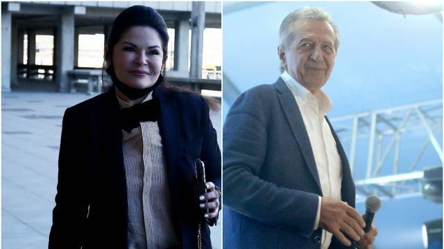 Kićina 'crna žena' na sudu je s Ilićem zbog utvrđivanja očinstva