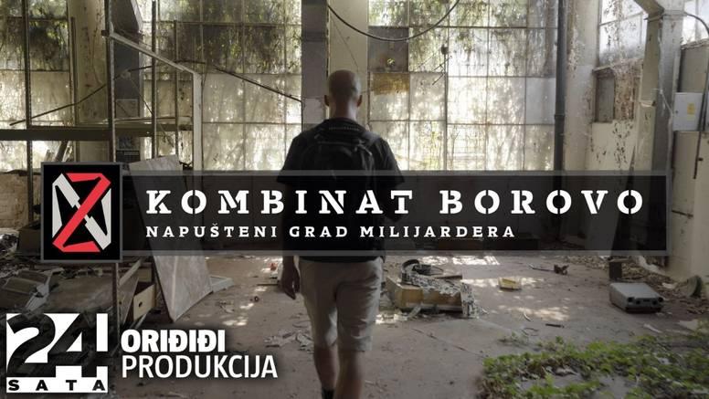VIDEO Borovo je bio 'grad milijardera', a onda je došao rat: 'U tvornici je radilo više od 20.000 ljudi'