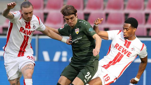 1. FC Cologne - VfB Stuttgart