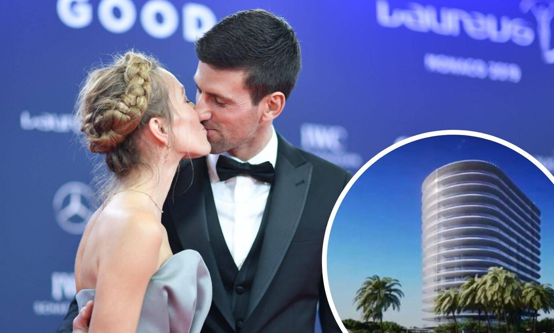Novi dom Đokovića: Za luksuz u Miamiju platili 6,7 mil. dolara