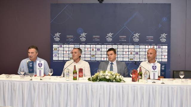 Spremno čekamo Ligu prvaka u Makarskoj, idemo po prolaz...