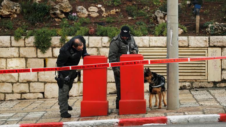 Zaletio se autom među vojnike u Jeruzalemu, 12 ozlijeđenih