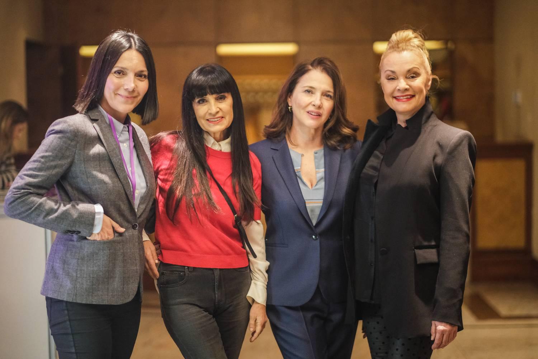 Anja Šovagović: Menopauzu ne primjećujem zbog muških kriza