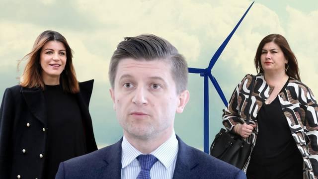 Zašto je ministar financija Marić tražio da se nasamo nalazi s vlasnikom vjetroelektrana?