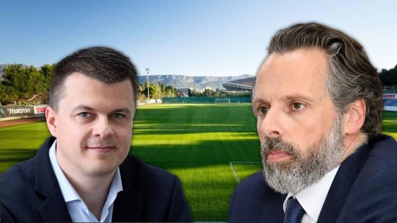 Nema odmora: Hajduk stavio hibridni travnjak i na pomoćno