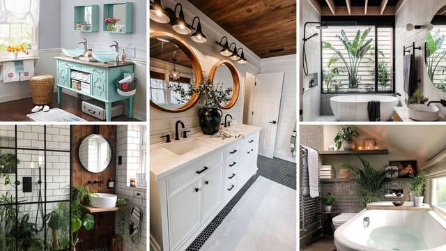 Top 20 fantastičnih ideja kako pretvoriti kupaonicu u mali raj