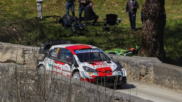 Novigrad na Dobri: 2. dan WRC Croatia Rally 2021, SS12 od Vinskog Vrha do Duge Rese