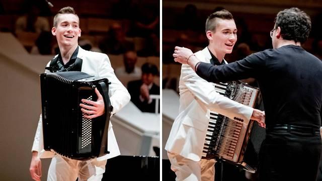 'Nakon berlinske filharmonije, svirat ću i u Carnegie Hallu...'