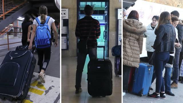 Ispunite anketu o iseljavanju: Želite li i vi otići iz Hrvatske?