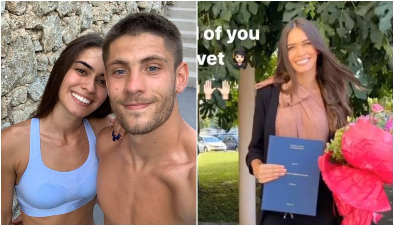 Kramarić se pohvalio uspjehom djevojke: 'Tako sam ponosan'