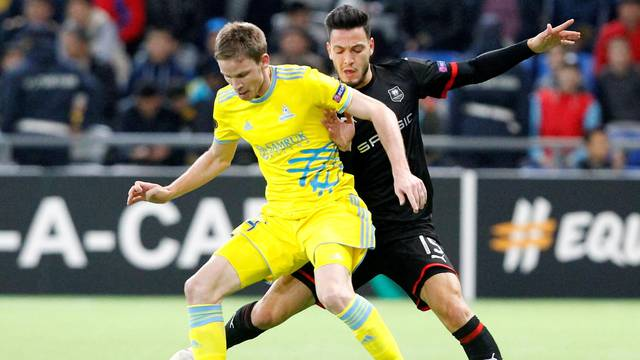 Europa League - Group Stage - Group K - Astana v Stade Rennes
