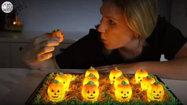 Jestive bundeve koje svijetle u mraku - fora igračka za klince