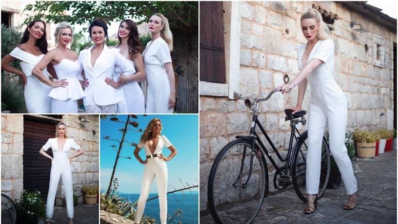 Splitska modna dizajnerica na jednom mjestu okupila domaće ljepotice: 'S Vlatkom bih opet...'