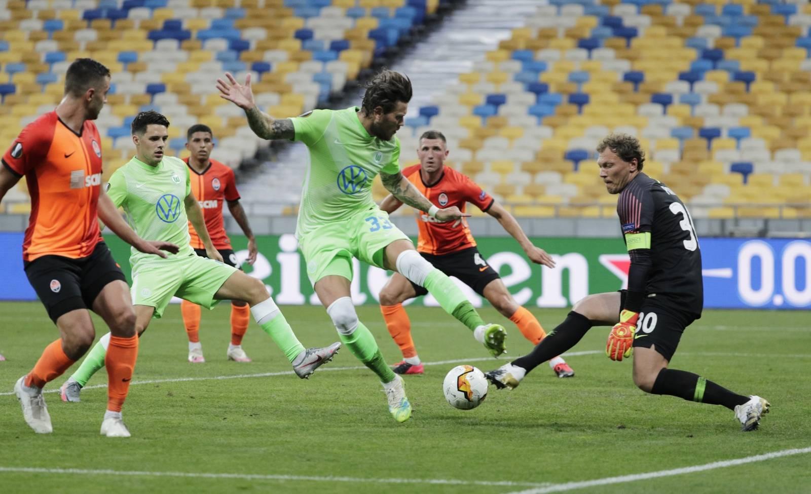 Europa League - Round of 16 Second Leg - Shakhtar Donetsk v VfL Wolfsburg