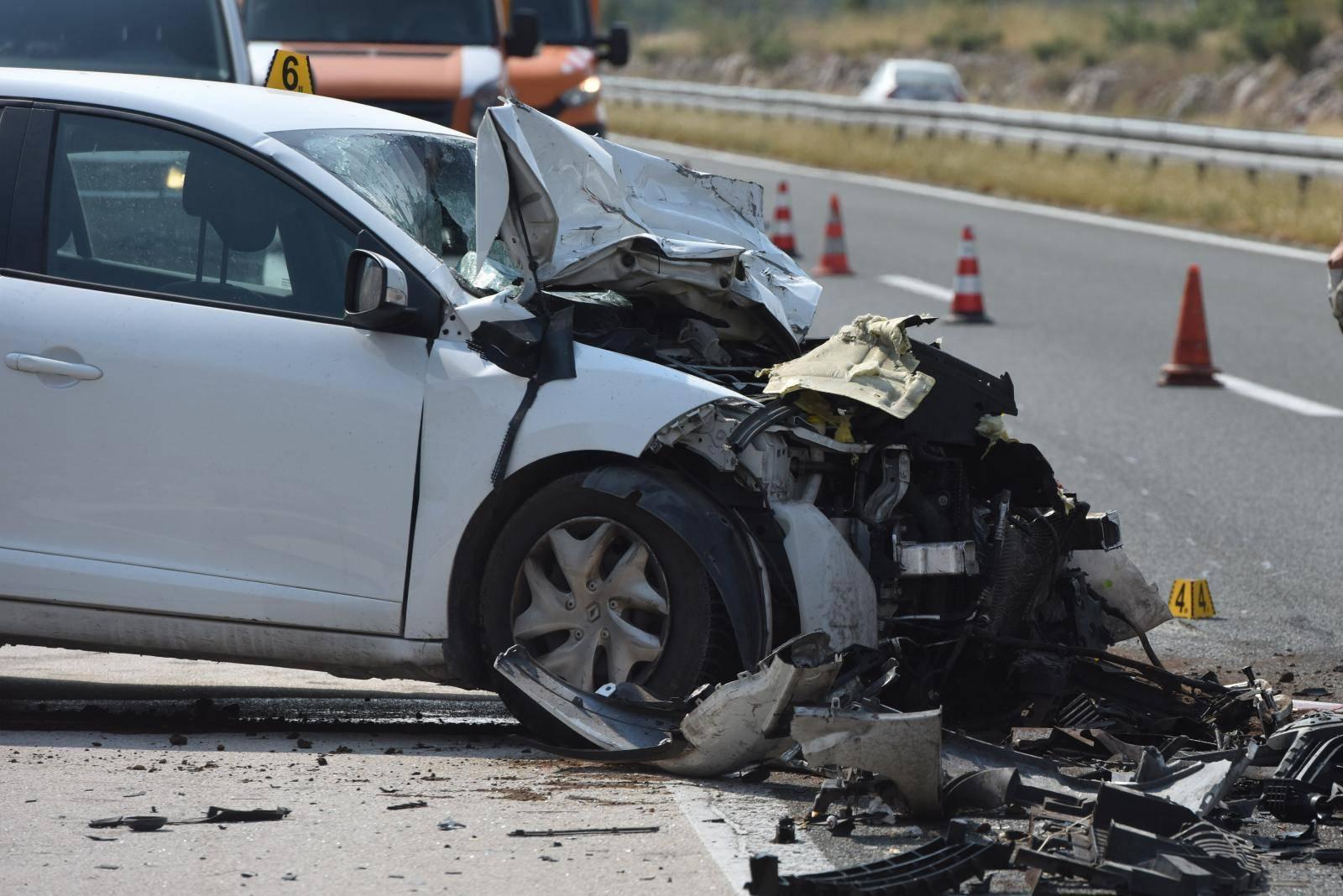Vrpolje: Jedna osoba ozlijeđena u prometnoj nesreći na autocesti A1