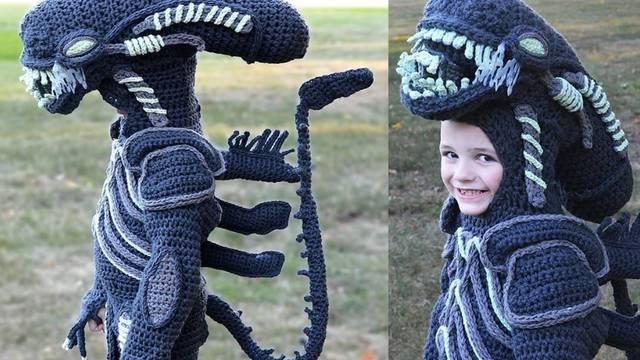 Kukiča kostime za svoju djecu: 'Najdraži su mi Alien i Slimer'