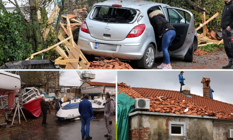 Pijavica je demolirala 3. maj: 'Prvo smo mislili da je potres!'