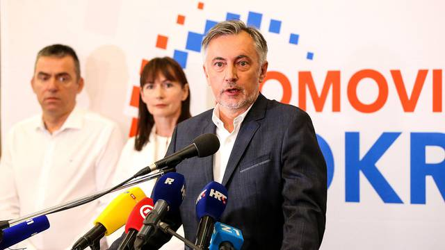 Škoro odbio sastanak u Vladi s Plenkijem: 'Neformalni sastanci nisu za ozbiljne razgovore'