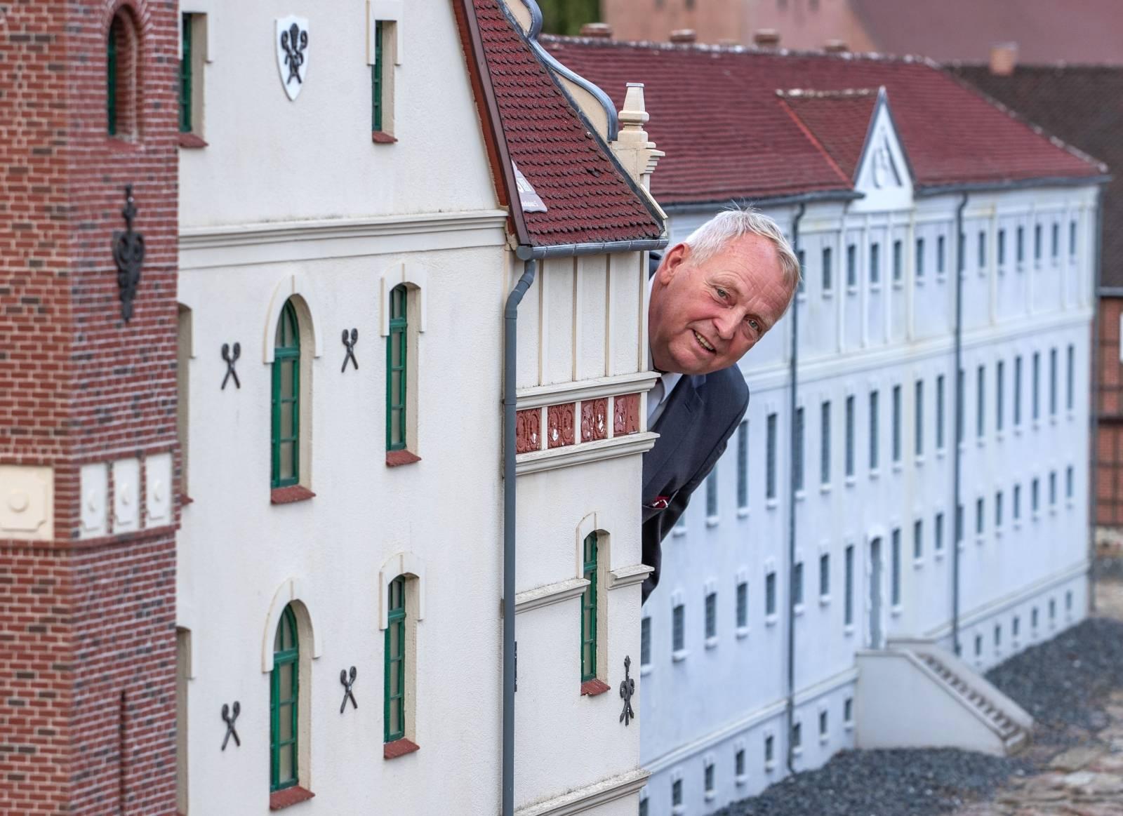 25 years miniature city Bützow