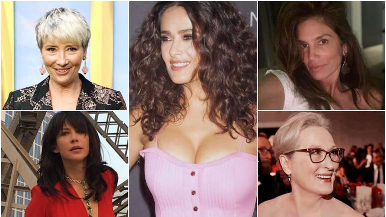 Ove žene podržavaju prirodnu ljepotu: Imaju iznad 50 godina i estetska kirurgija ih ne zanima