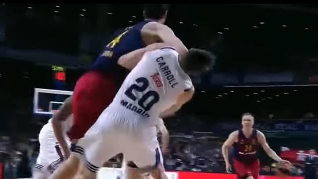 Žestoki Tomić namlatio igrače Reala, navijači ga izvrijeđali...