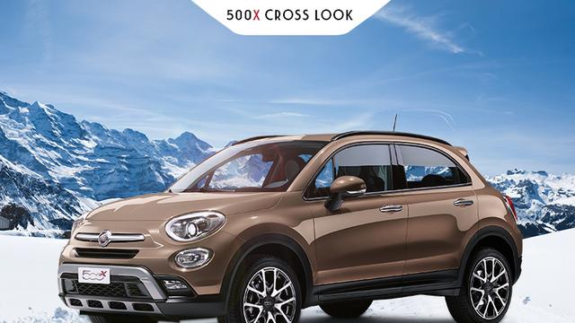 Pravila nagradne igre 'Osvoji crossover Fiat 500X'