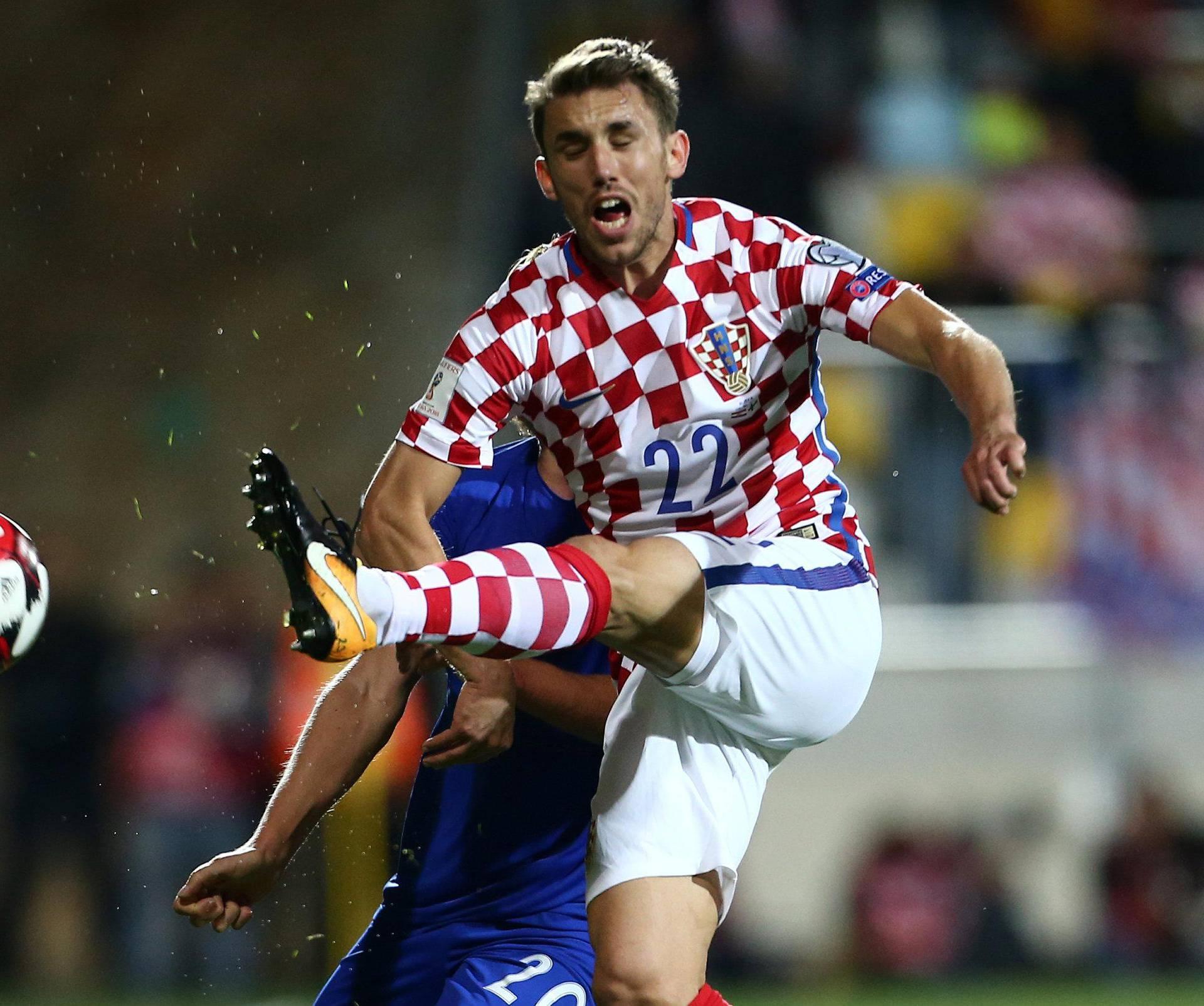 2018 World Cup Qualifications - Europe - Croatia vs Finland