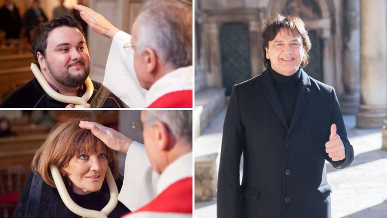 Čolić je osvježio glasnice čistim kisikom, a Jacques i Tereza za glas su tražili pomoć s neba