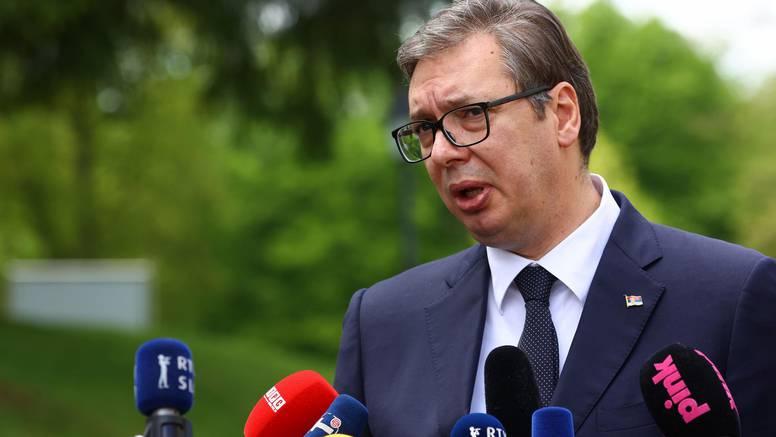 Vučić o odnosima s Hrvatskom: 'Moramo biti zajedno, inače ni jedni ni drugi nećemo opstati'