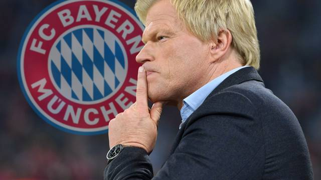 Return is approaching: Kahn and Rummenigge show unity.