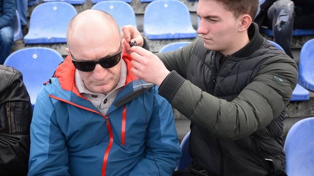 Dinamo za slijepe i slabovidne prenosi utakmicu protiv CSKA