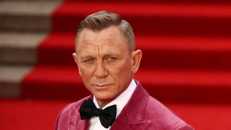 Daniela Craiga obuzele emocije: 'Bilo je to 16 godina mog života. Bond nije plakao, ali ja jesam'