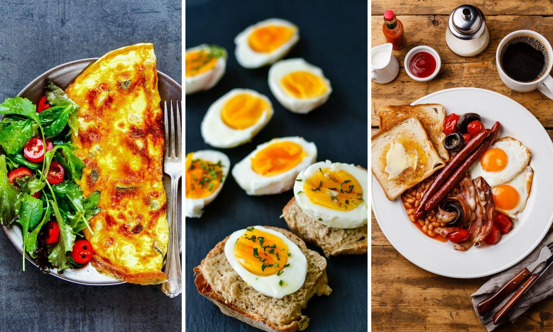 Mislite da znate napraviti jaja? Evo u čemu većina ljudi griješi