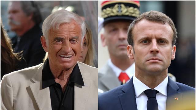 Francuska oplakuje Belmonda, Macron: 'Ostat će veličanstven'