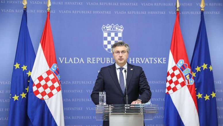 Plenković je predstavio mjere: Smanjuju se kriteriji za potpore