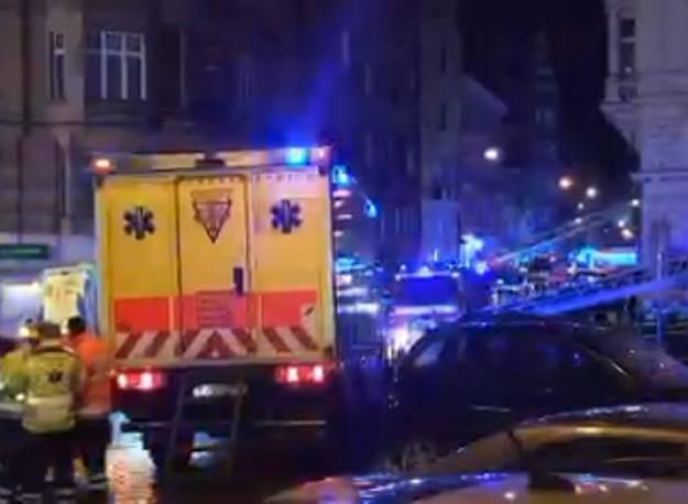 Najmanje dvoje mrtvih, deseci ozlijeđenih u požaru u hotelu