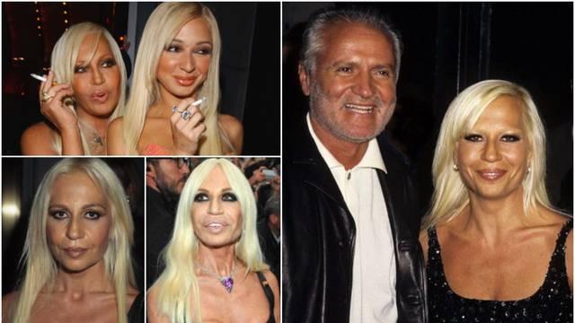 Versace se boji starenja, lice je unakazila, a leži u zamrzivaču