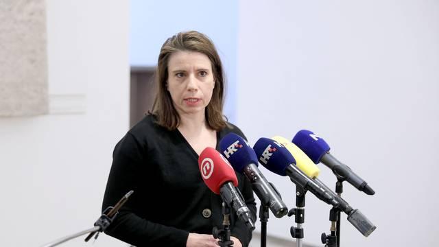 Zagreb: O raspadu lijevo-zelene koalicije govorila je  Katarina Peović