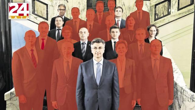Putem je izgubio 15 ministara: Most izbacio, HDZ-ovce branio