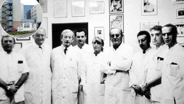 Zagrebački liječnici 1988. prvi put presadili srce u Hrvatskoj