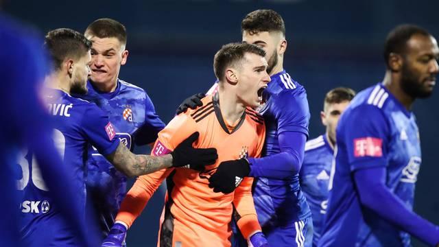 Dinamo i Osijek sastali se u 21. kolu HT Prve lige